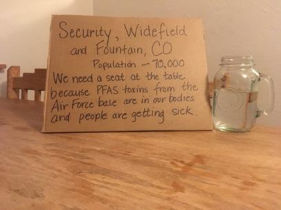 Fountain Valley Clean Water Coalition CO Springs - Susan Gordon