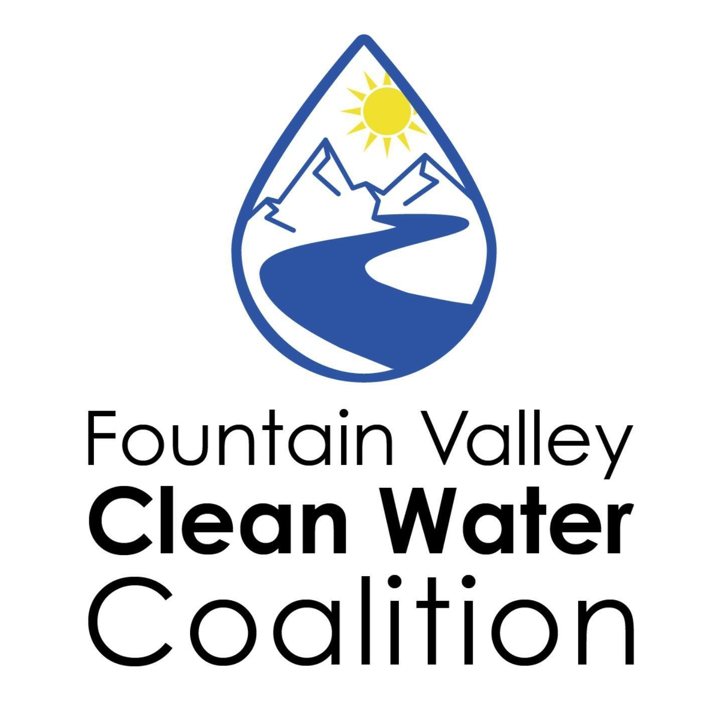 Fountain Valley Clean Water Coalition logo