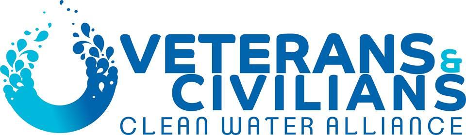 veterans and civilians clean water alliance logo
