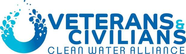 veterans and civilians clean water alliance logo